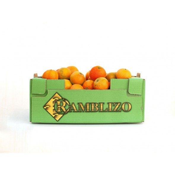 Mandarinas Oronules