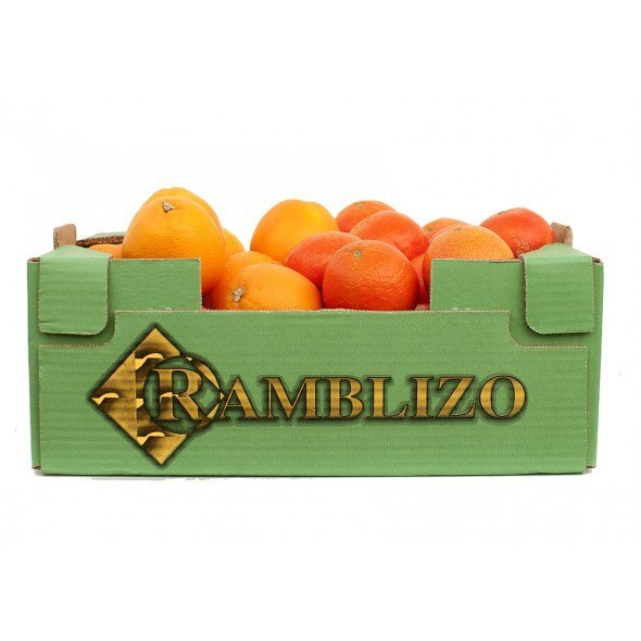 Naranjas de zumo - Mandarinas clemenvillas
